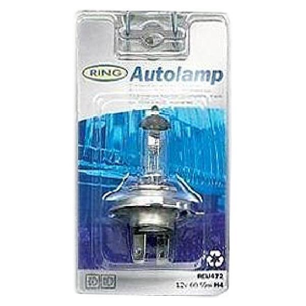1 Ampoule blister 12V 60/55W H4