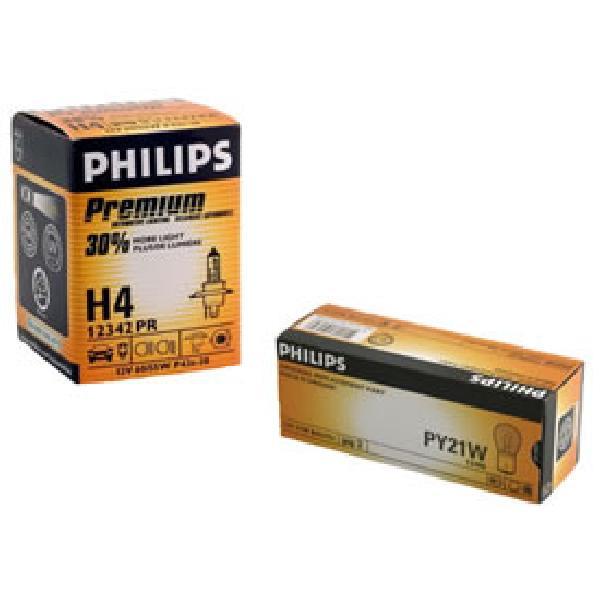 1 ampoule H4 12V Vision - 30% de plus