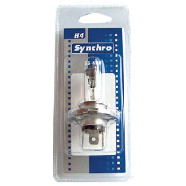 1 ampoule H4 culot CE 100/80 W