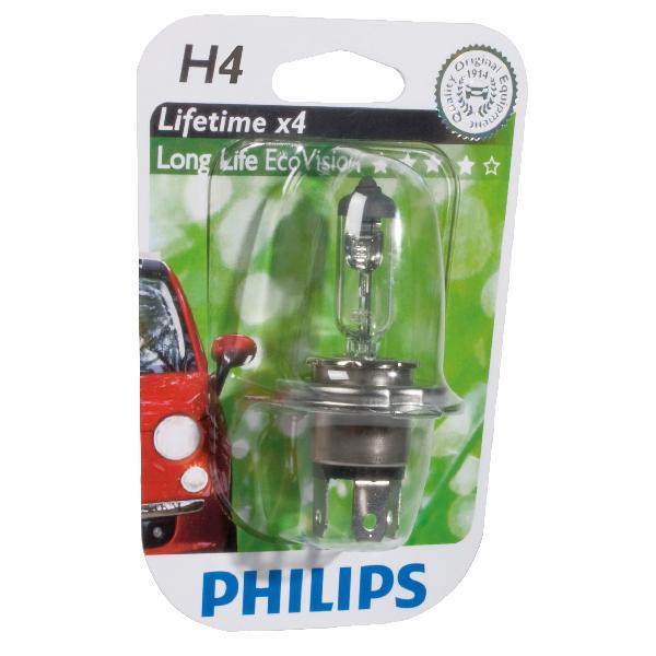 1 ampoule H4 LongerLife