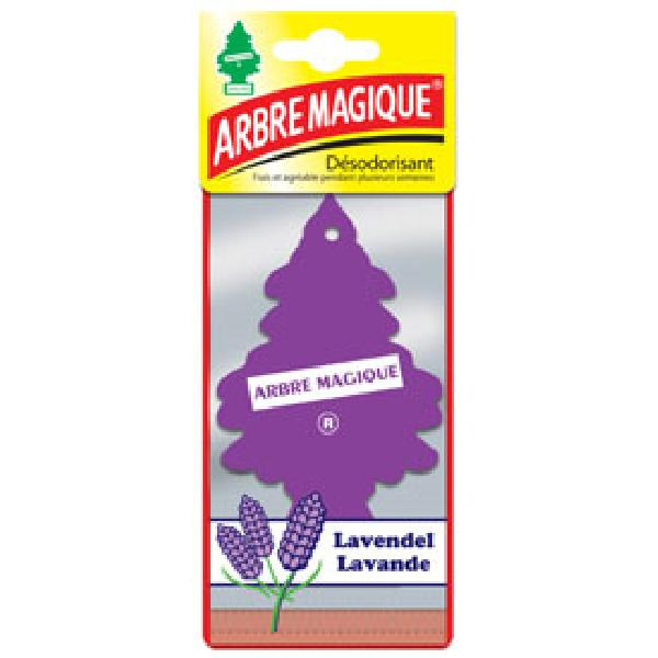 1 Desodorisant lavande - Arbre magique