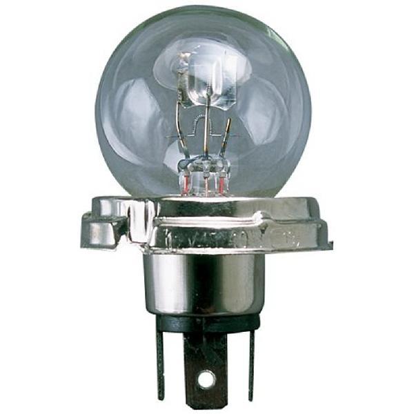 10 Ampoules H4 - 12V 40/45W 3300K - PT45T -!