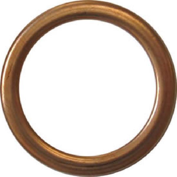 100 Joints de vidange cuivre/plastique 18x24 n03