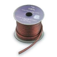 12m Cable haut-parleur 2x1.5mm2 - OFC - ES15 - Serie Elite