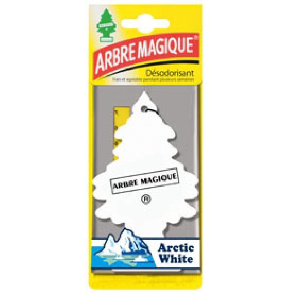 12x Desodorisants Artic White