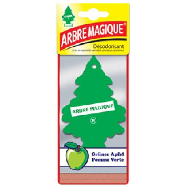 12x Desodorisants pomme - Arbre magique