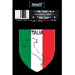 1 Sticker Italie - STP4B Generique