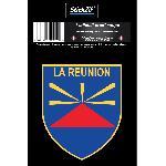 1 Sticker La Reunion - STR974B