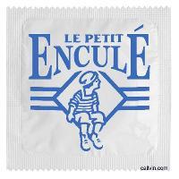 1 X Preservatif humoristique LE PETIT ENC