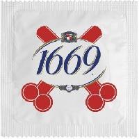 1 X preservatif 1669