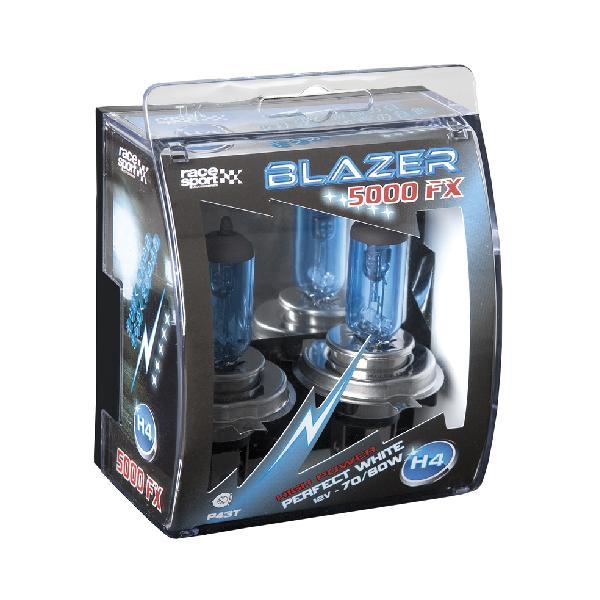 2 Ampoules H4 Blazer 12V - 70W