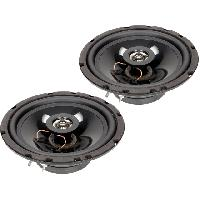2 Haut-parleurs 2 voies - 165mm