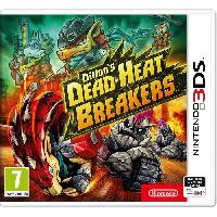 3ds Dillon's Dead-Heat Breakers Jeu 3DS