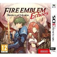 3ds Fire Emblem Echoes - Shadows of Valentia Jeu 3DS
