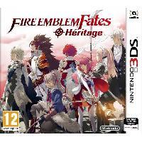 3ds Fire Emblem Fates - Heritage Jeu 3DS
