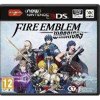 3ds Fire Emblem Warriors - Jeu New Nintendo 3DS et New Nintendo 2DS XL
