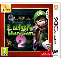 3ds Luigi's Mansion 2 Nintendo Selects Jeu 3DS