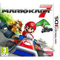 3ds Mario Kart 7 3D Jeu 3DS