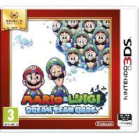3ds Mario & Luigi  Dream Team Bros. Select Jeu 3DS - Nintendo