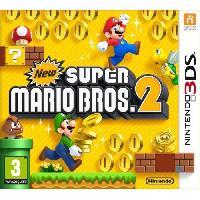 3ds New Super Mario Bros 2 Jeu 3DS