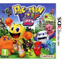 3ds Pac-Man Party 3D Jeu 3DS