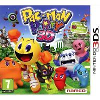3ds Pac-Man Party 3D Jeu 3DS