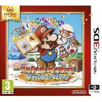 3ds Paper Mario Sticker Star Select Jeu 3DS - Nintendo