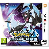 3ds Pokemon Ultra-Lune Jeu 3DS