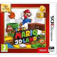 3ds Super Mario 3D Land Nintendo Selects Jeu 3DS
