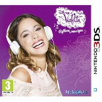 3ds Violetta Jeu 3DS