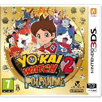 3ds Yo-Kai Watch 2 : Fantômes Bouffis Jeu 3DS - Nintendo