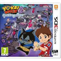 3ds Yo-Kai Watch 2 : Spectres Psychiques Jeu 3DS - Nintendo