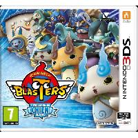 3ds Yo-Kai Watch Blasters : L'escadron du chien blanc Jeu 3DS - Nintendo
