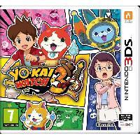 3ds Yo kai Watch 3 Jeu 3DS - Nintendo