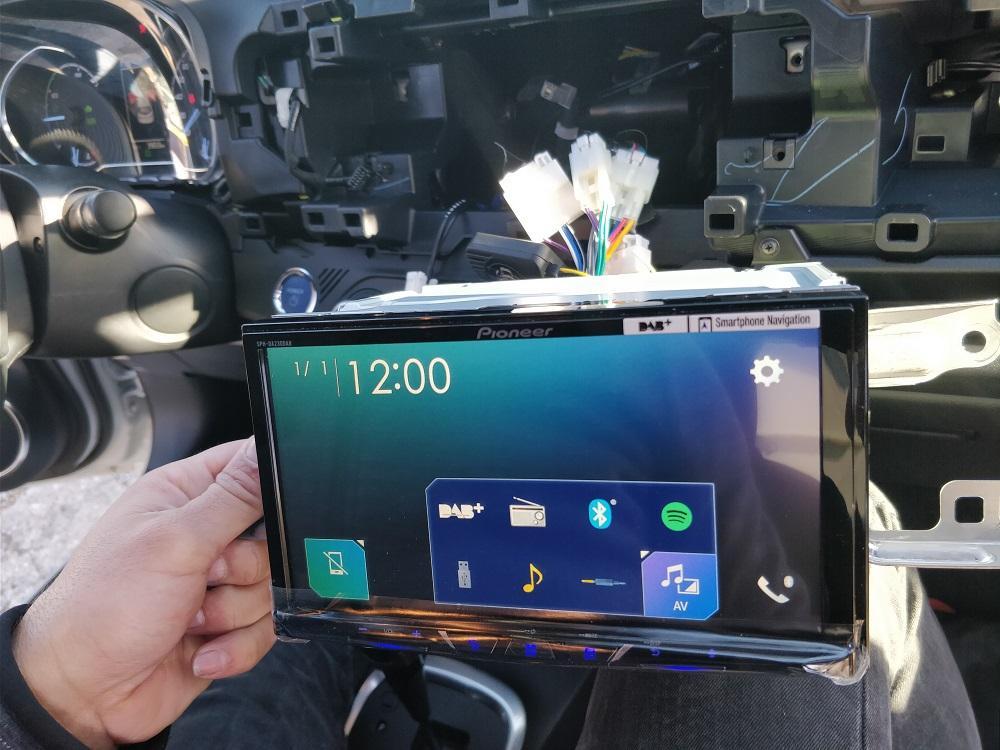 Comment Installer un Autoradio - 13
