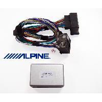 APF-R100BM - Interface compatible avec conserver le son radar de recul - BMW