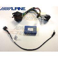 APF-S100AF - Interface commande au volant - Alfa 159Brera - Alpine