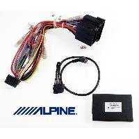 APF-S100AU - Interface commande au volant pour Audi Alpine