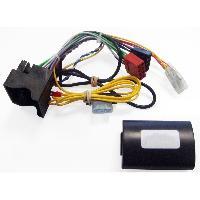 APF-S100BM - Interface commande au volant compatible avec BMW Mini