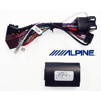 APF-S100FI - Interface commande au volant pour Citroen Fiat Alpine