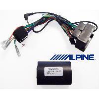 APF-S100FO - Interface commande au volant pour Ford - Alpine
