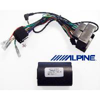 APF-S100FO - Interface commande au volant pour Ford Alpine