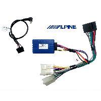 APF-S100TO - Interface commande au volant pour Toyota Alpine