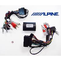 APF-S101AU - Interface commande au volant pour Audi - Seat Exeo - Alpine