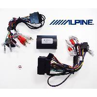 APF-S101AU - Interface commande au volant pour Audi - Seat Exeo Alpine