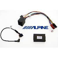 APF-S101BM - Interface commande au volant - BMWMini - Alpine