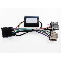 APF-S101OP - Interface commande au volant compatible avec Opel