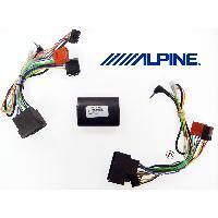 APF-S103RE - Interface commande au volant pour Renault - Alpine