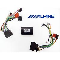APF-S103RE - Interface commande au volant pour Renault Alpine