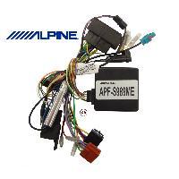 APF-S989ME - Interface commande au volant pour Mercedes - FM Alpine